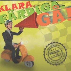 "Per-Richard ""Pricken"" Levälahti, Klara, färdiga gå! (CD)"