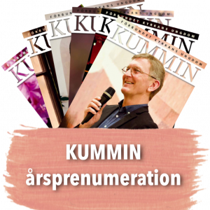 KUMMIN-prenumeration 2020
